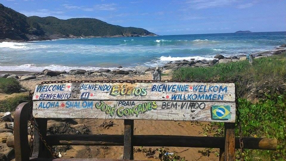 praia josé gonçalves