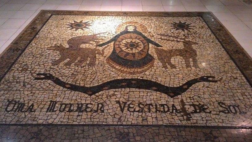 mosaico ariano suassuna